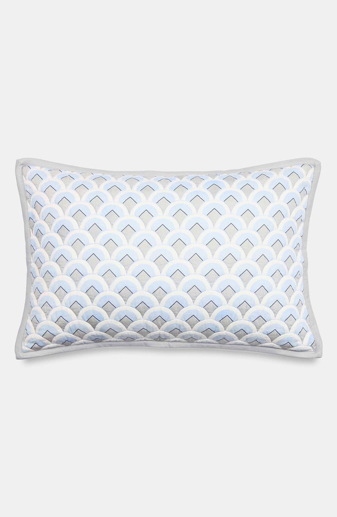 Main Image - kate spade new york 'deco geo' 400 thread count pillow sham