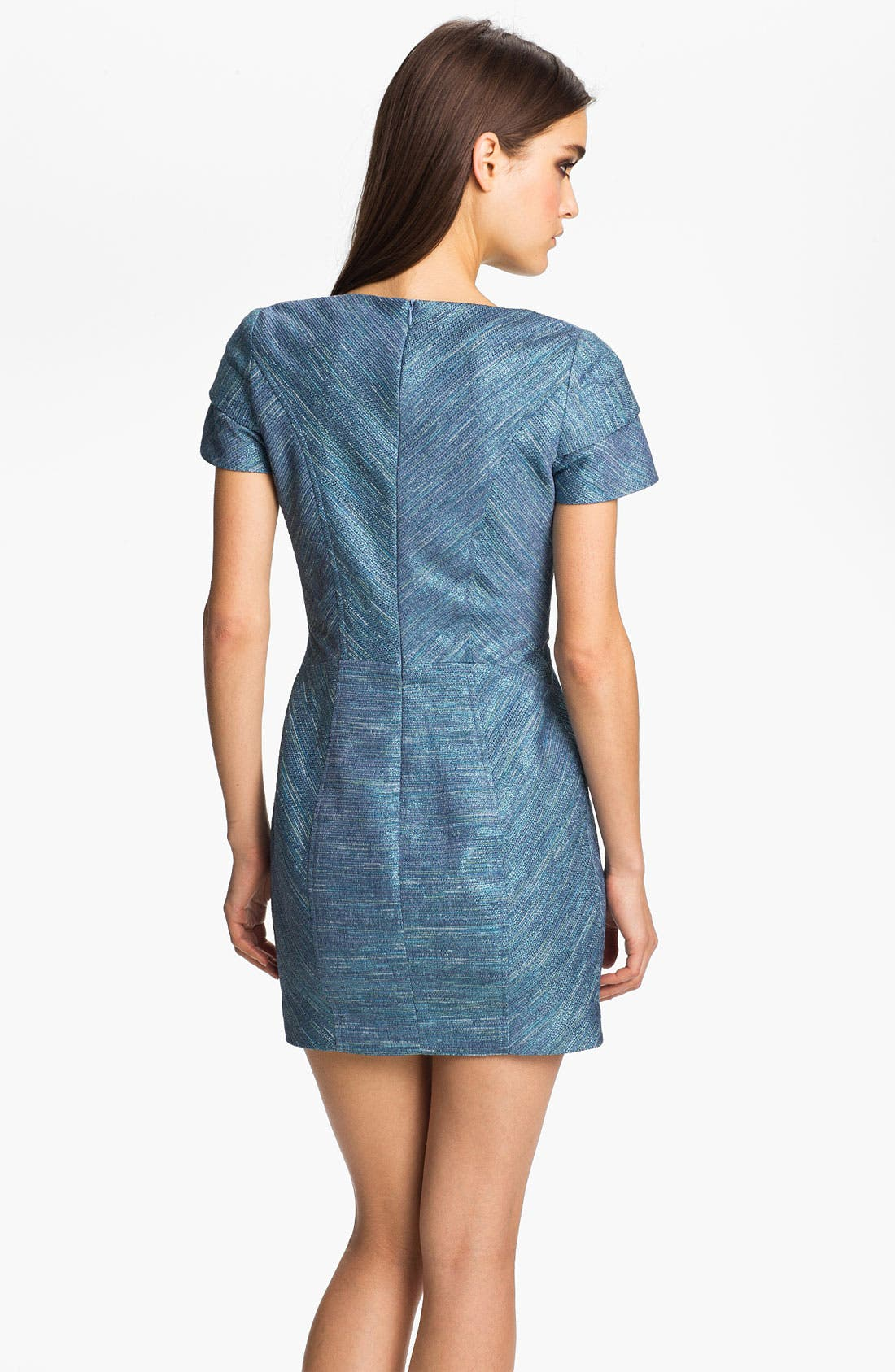Alternate Image 2  - Rebecca Minkoff 'Katya' Tweed Dress