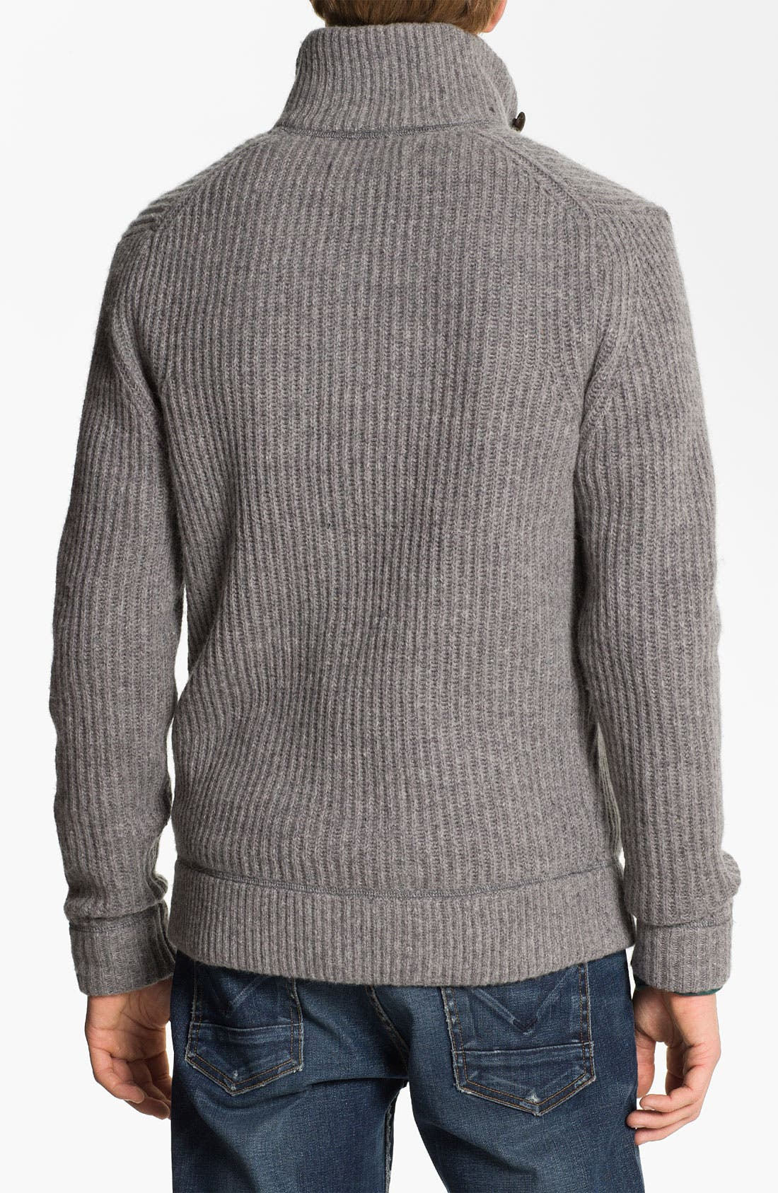Alternate Image 2  - Ben Sherman Funnel Neck Sweater