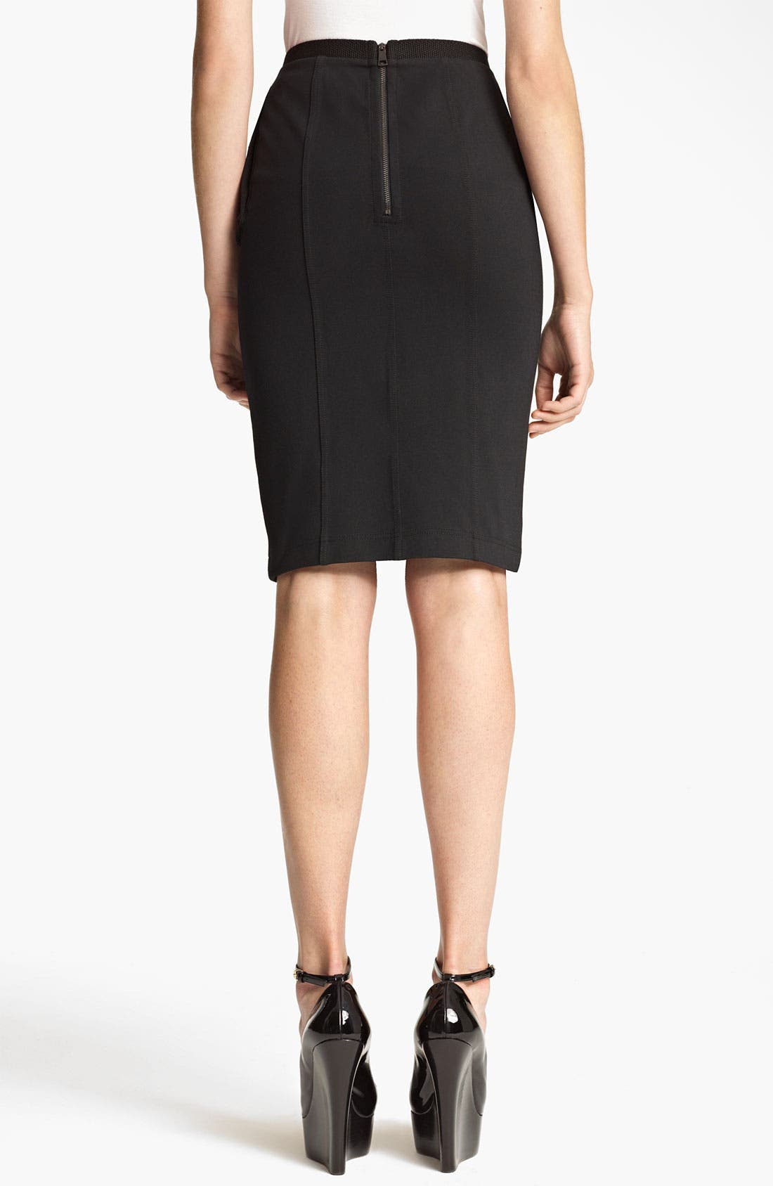 Alternate Image 2  - Burberry Brit Pencil Skirt (Online Exclusive)