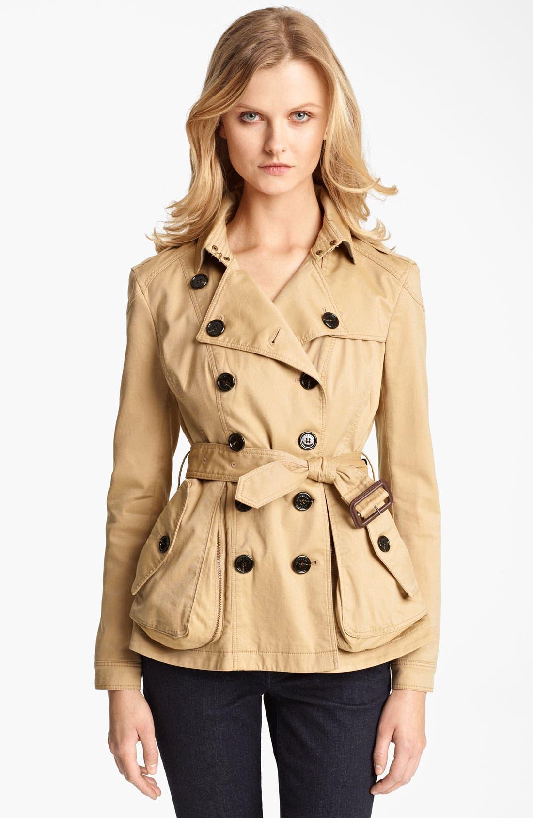 Alternate Image 1 Selected - Burberry Brit 'Reedham' Jacket