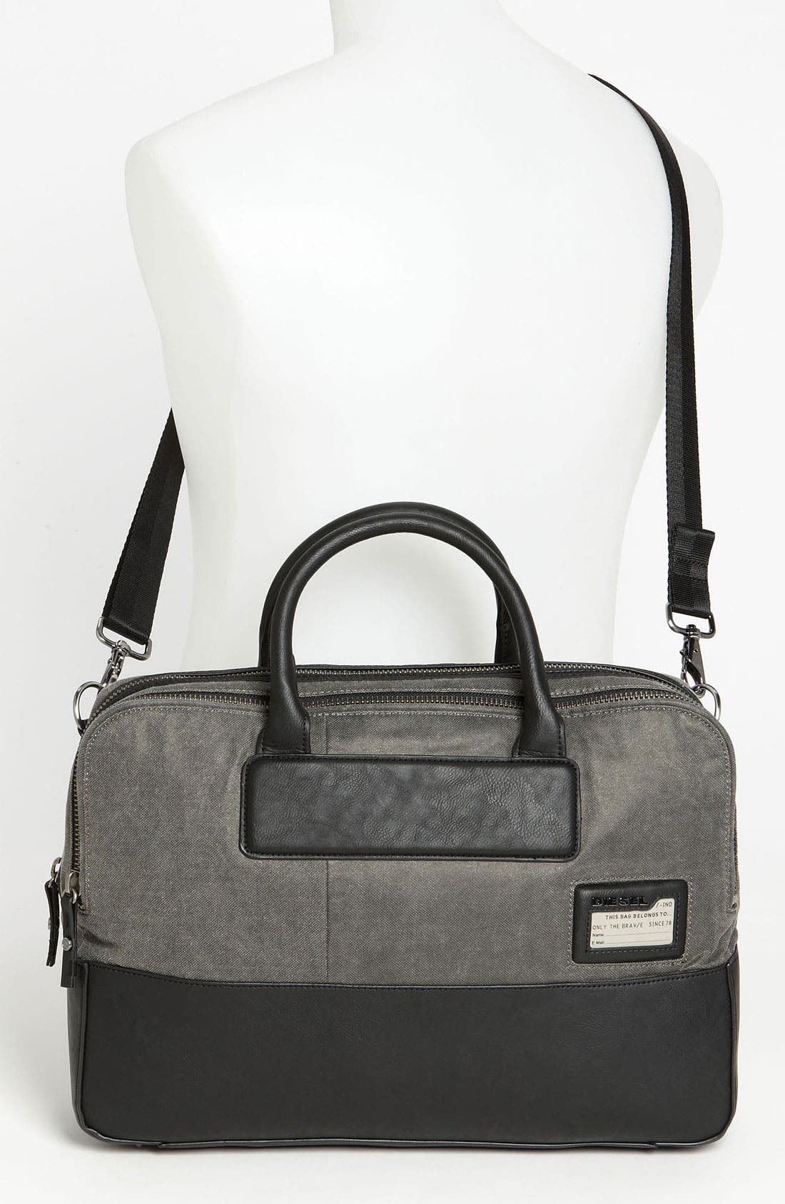 Alternate Image 2  - DIESEL® 'Urban Riders - Discover It' Briefcase