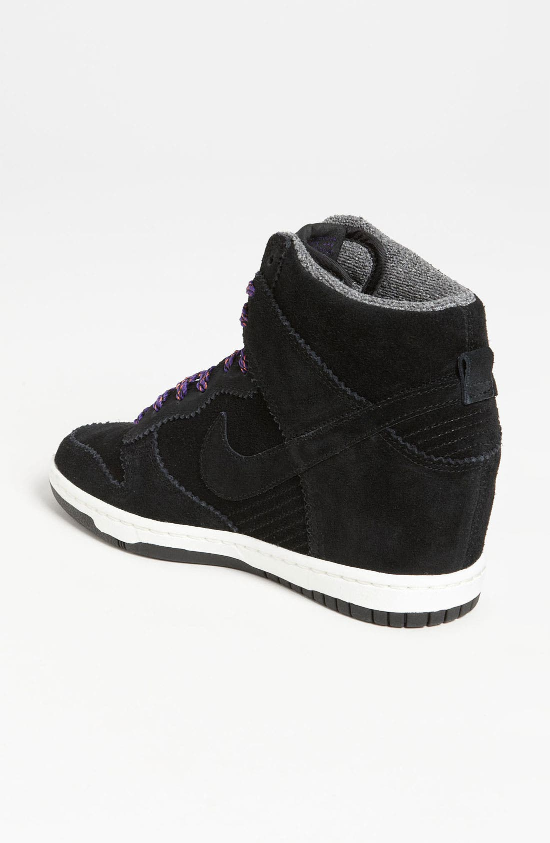 Alternate Image 3  - Nike 'Dunk Sky Hi' Wedge Sneaker (Women)