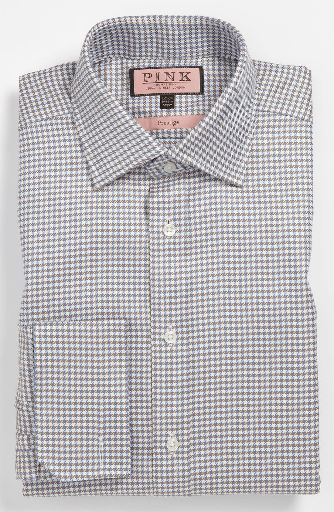 Alternate Image 1 Selected - Thomas Pink Classic Fit Prestige Dress Shirt