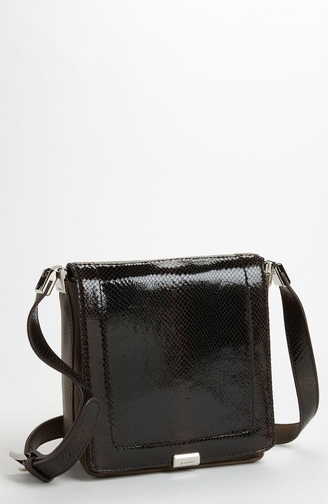 Alternate Image 1 Selected - B. Makowsky 'Harper' Crossbody Bag