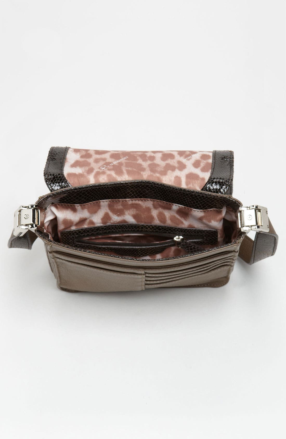 Alternate Image 3  - B. Makowsky 'Harper' Crossbody Bag