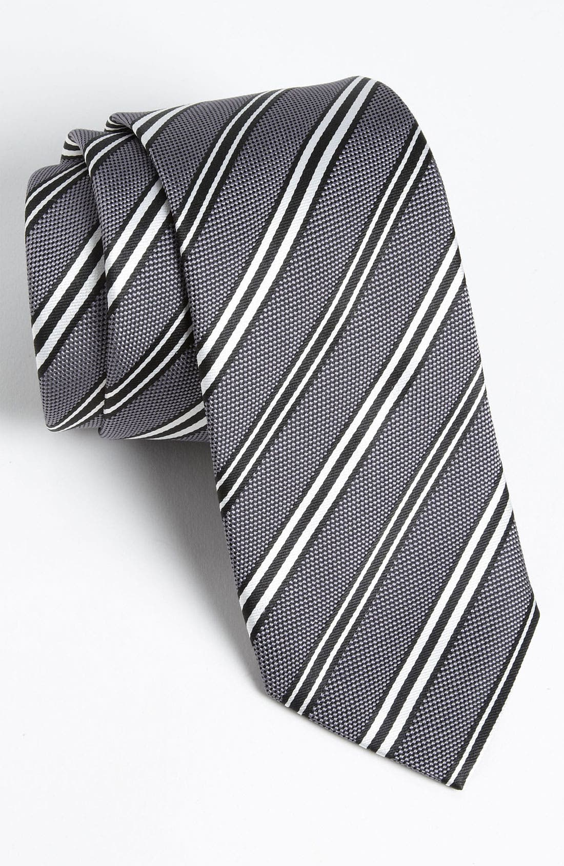 Alternate Image 1 Selected - Eton Woven Silk Tie