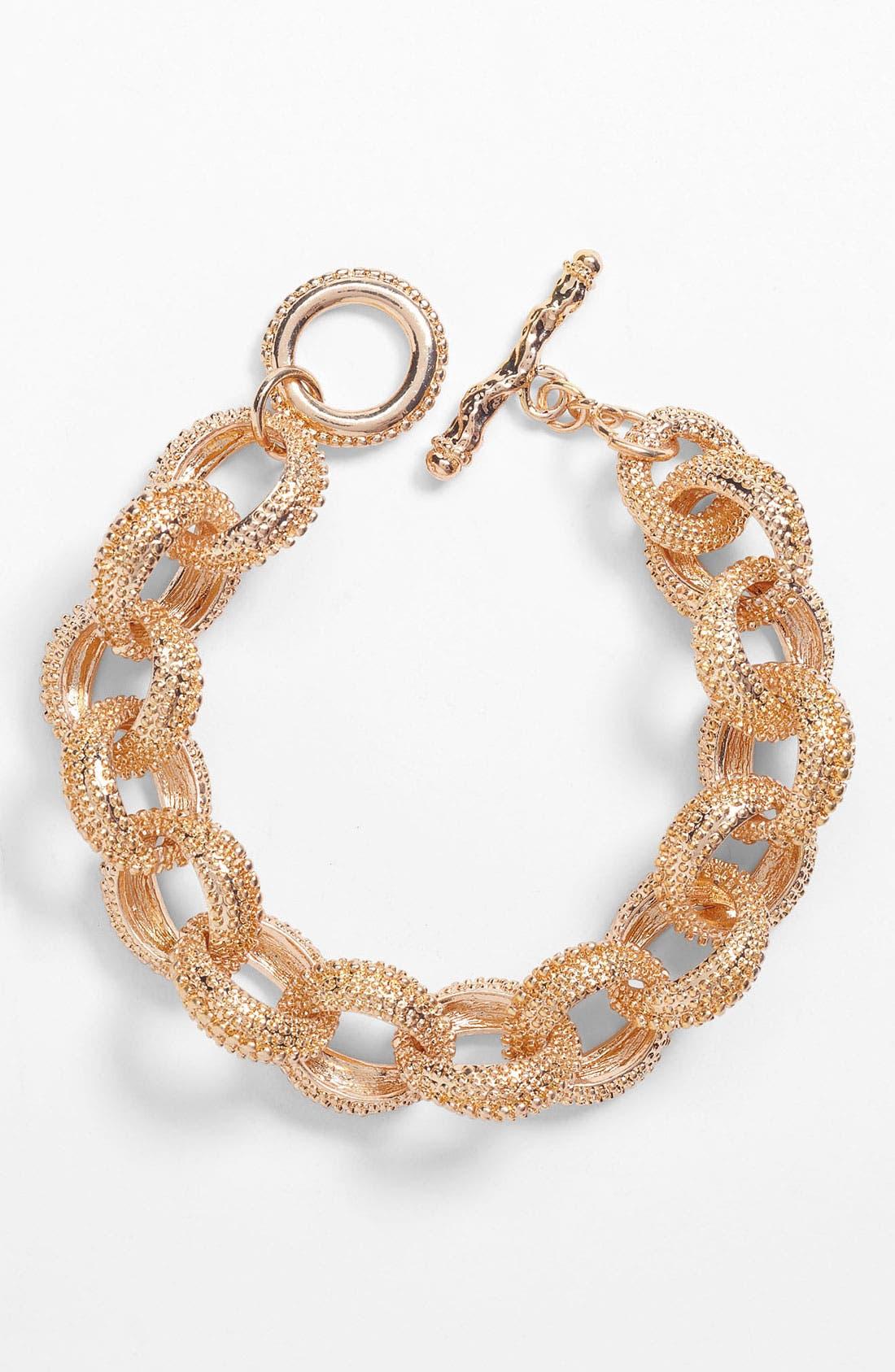 Main Image - Tasha Link Bracelet