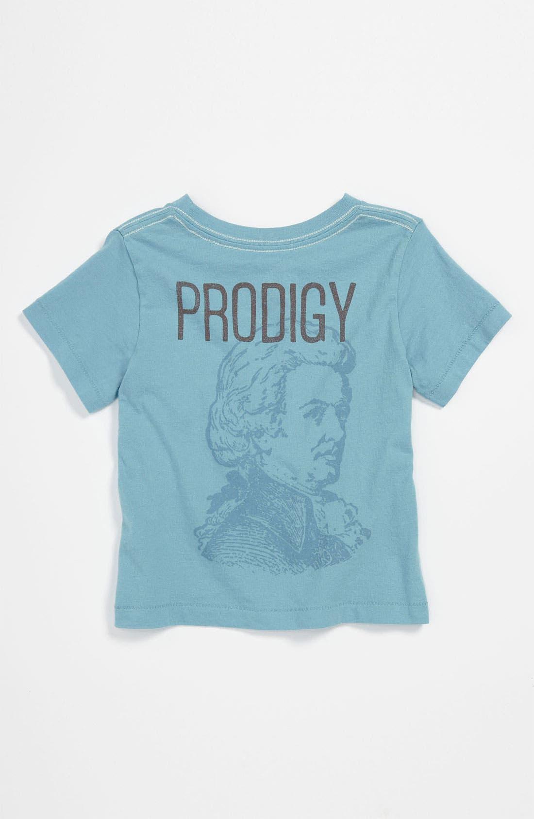 Alternate Image 2  - Peek 'Prodigy' T-Shirt (Infant)