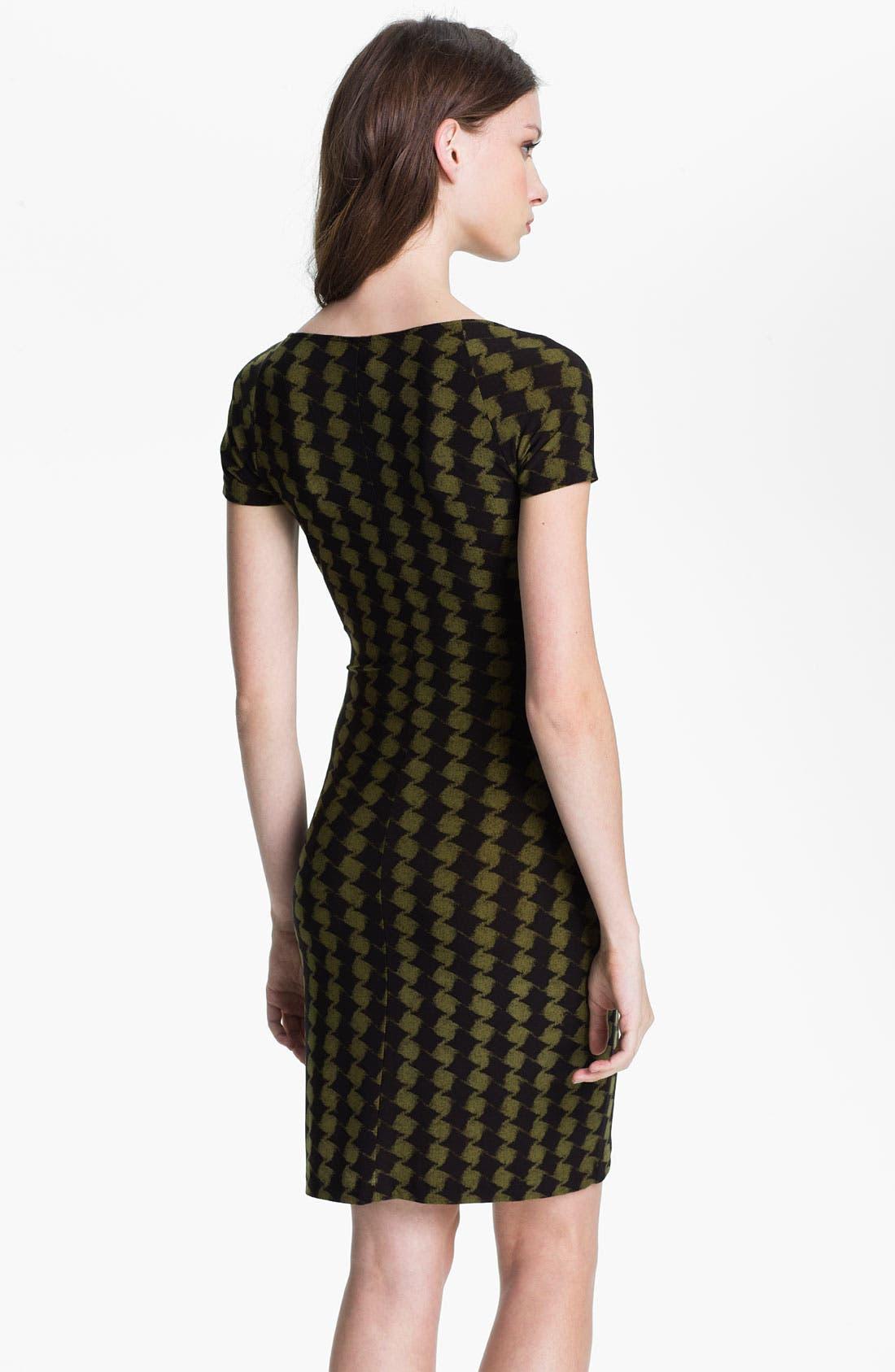 Alternate Image 2  - KAMALIKULTURE Sweetheart Faux Wrap Dress