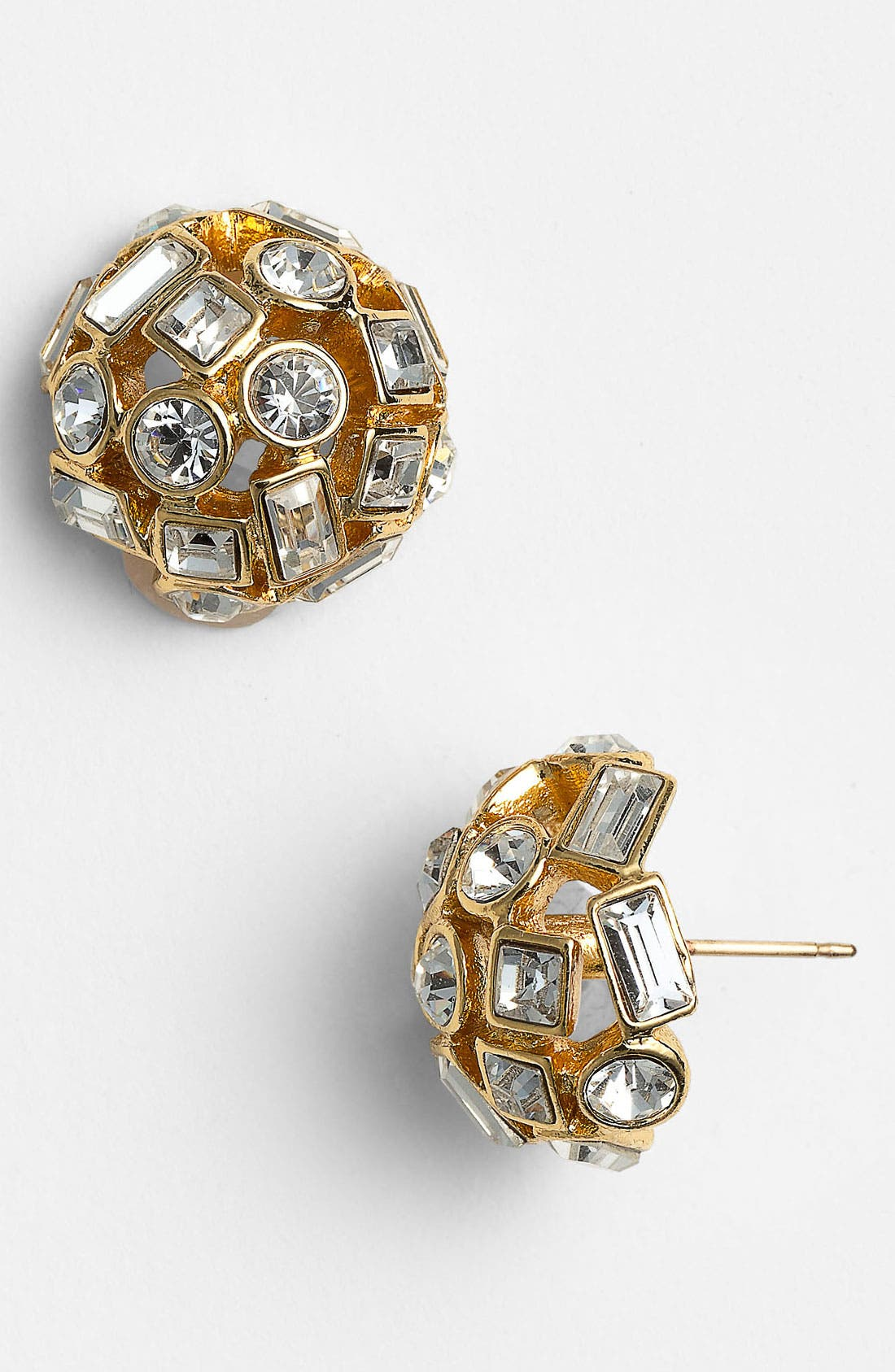 Main Image - kate spade new york 'kaleidoball' stud earrings