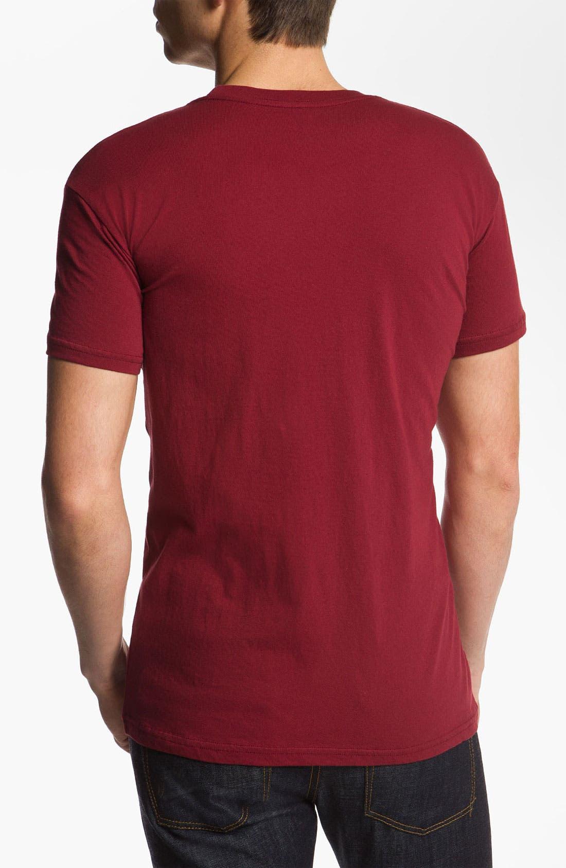 Alternate Image 2  - Brixton 'Flathead' T-Shirt