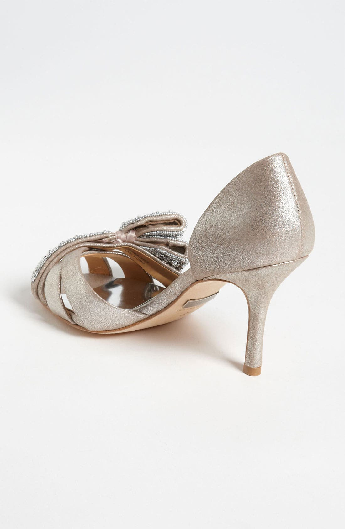 Alternate Image 2  - Badgley Mischka 'Vita' Pump