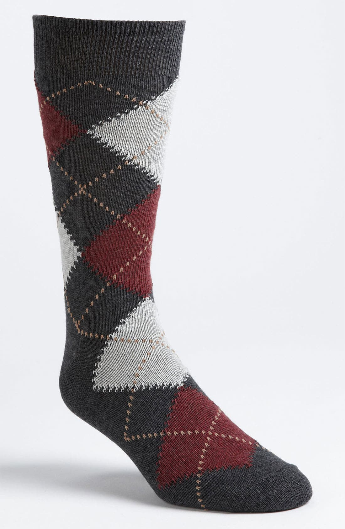Alternate Image 1 Selected - Cole Haan Argyle Socks