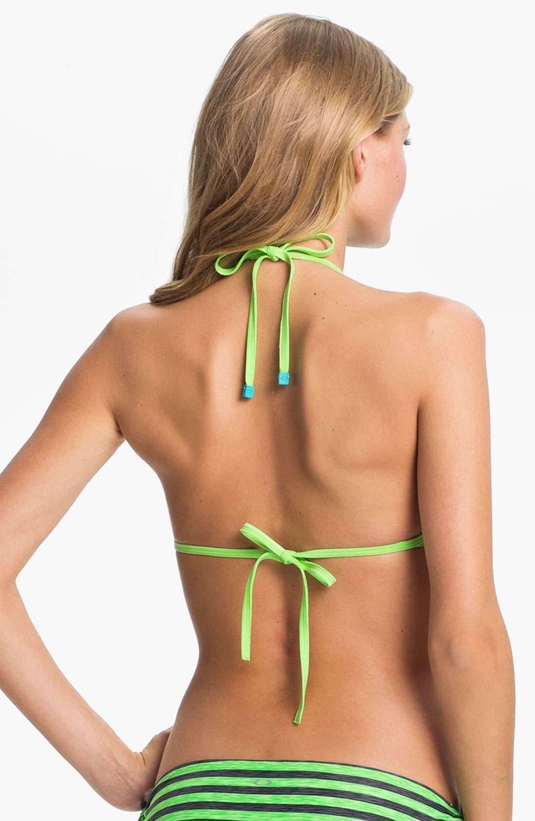 Alternate Image 2  - Oakley Push-Up Bikini Top