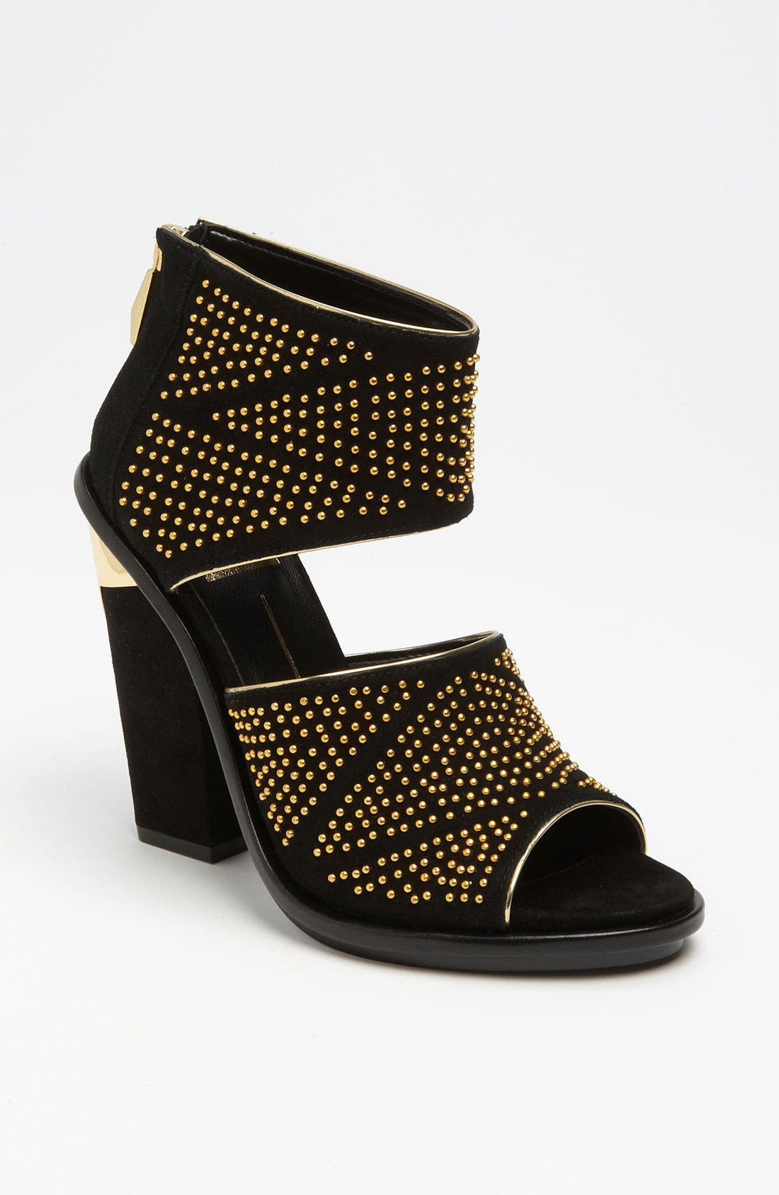 Alternate Image 1 Selected - DV by Dolce Vita 'Nita' Open Toe Bootie