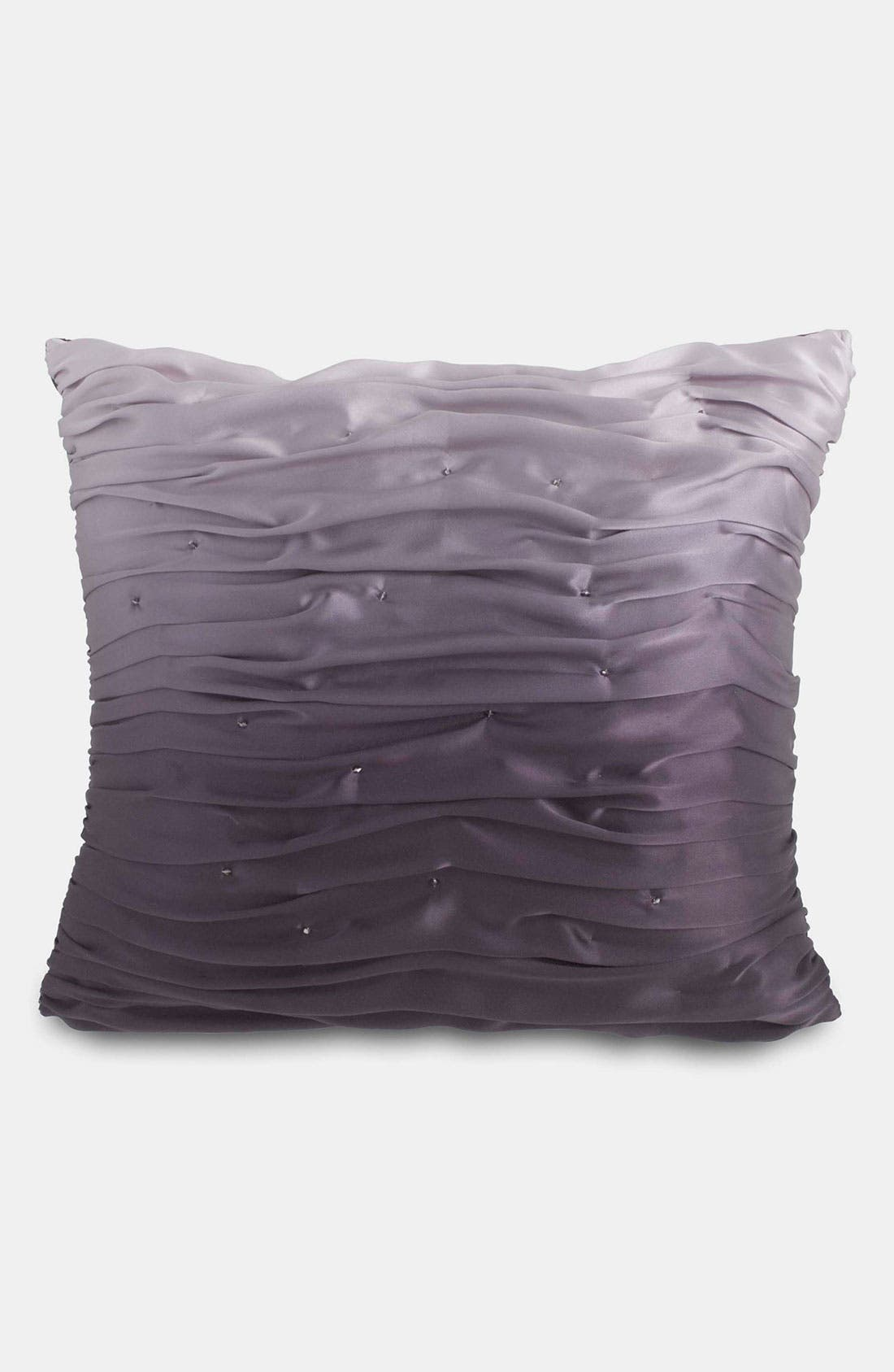 Alternate Image 1 Selected - Donna Karan 'Ombré Crush' Silk Pillow (Online Only)
