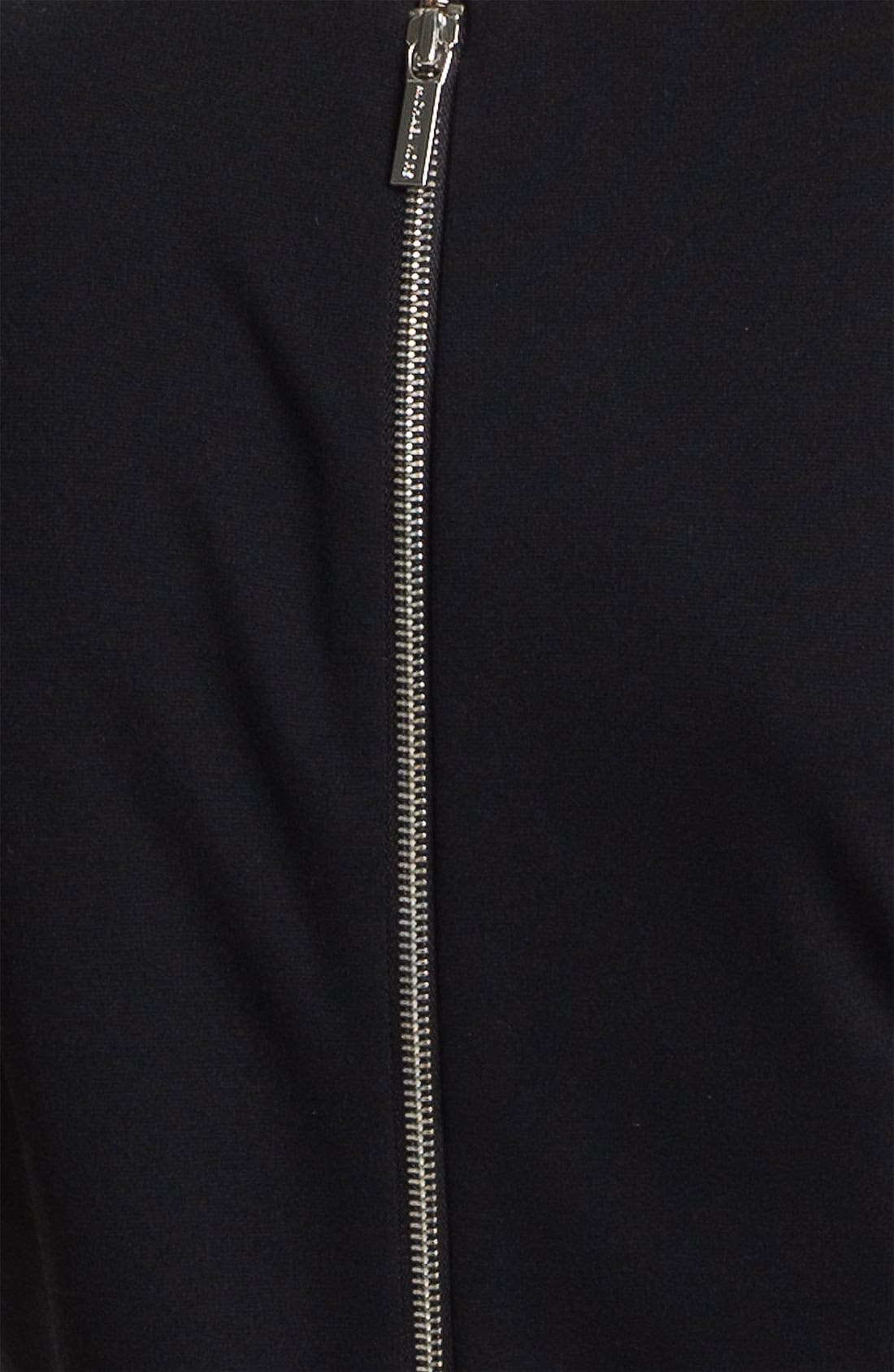 Alternate Image 3  - MICHAEL Michael Kors Studded Short Sleeve Dress