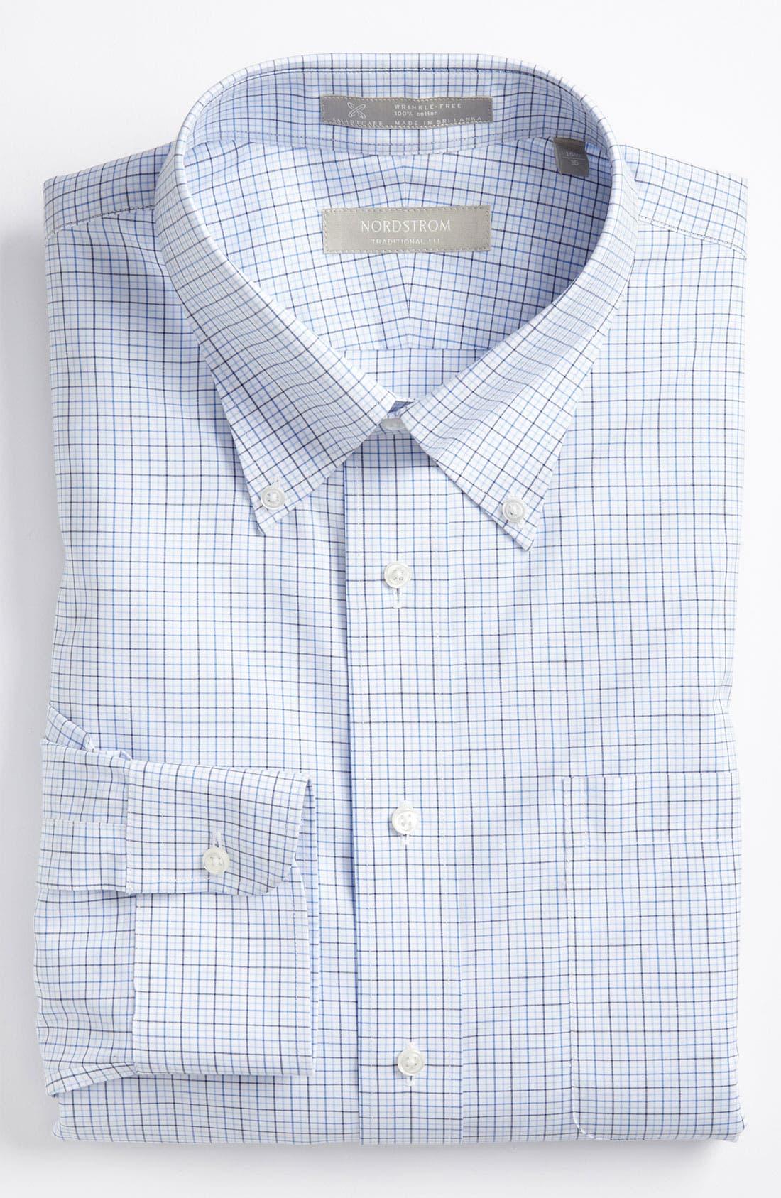 Alternate Image 1 Selected - Nordstrom Smartcare™ Traditional Fit Dress Shirt