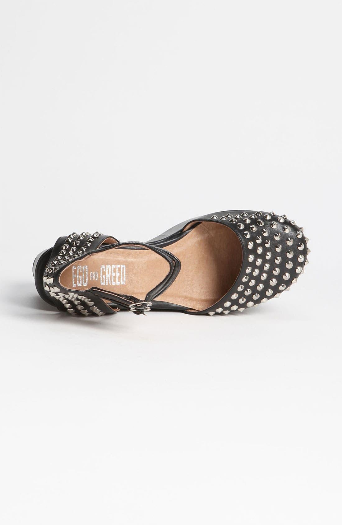Alternate Image 3  - EGO and GREED 'She Cray' Platform Sandal