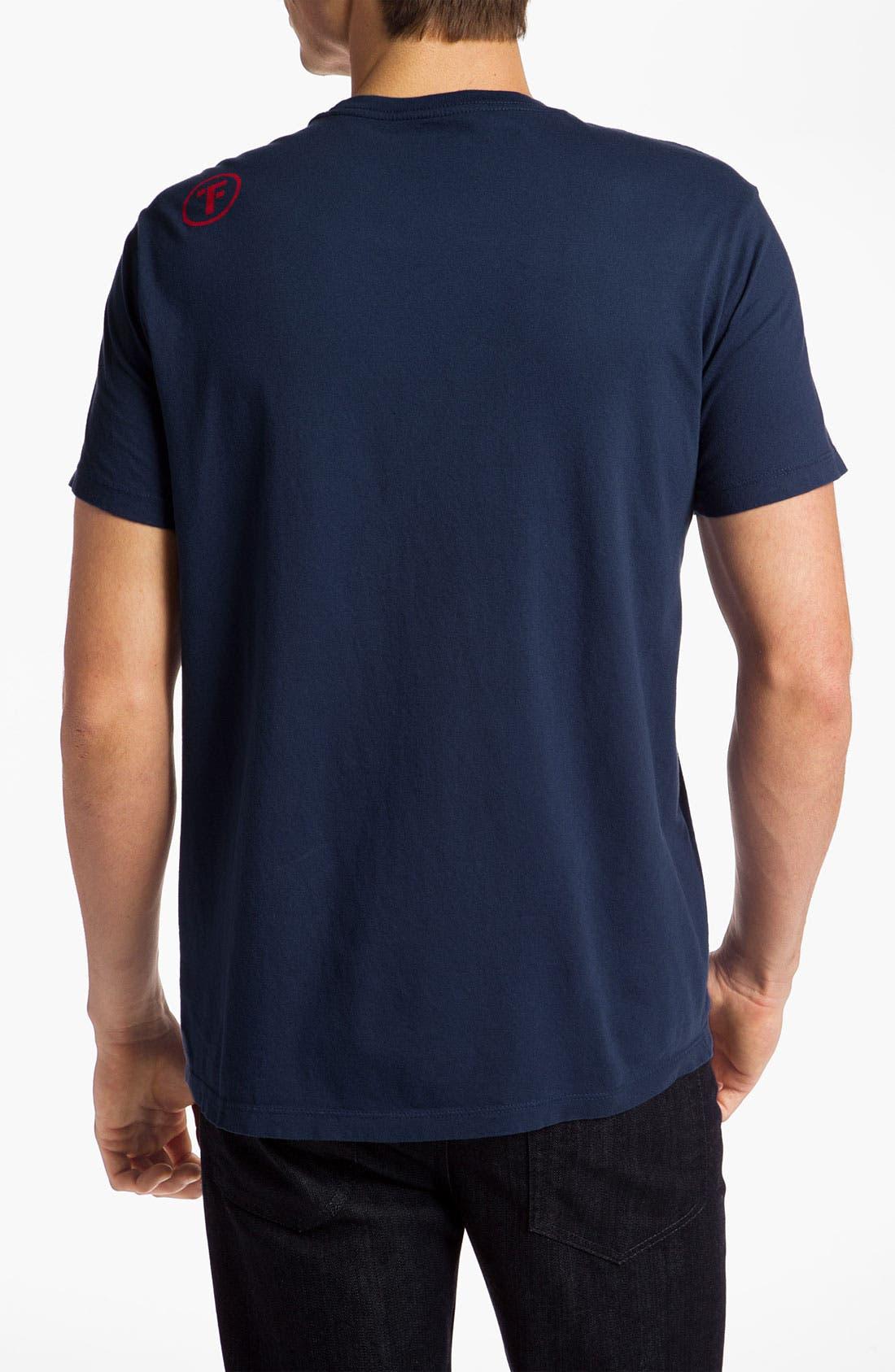 Alternate Image 2  - Tankfarm 'Grand Prix' Graphic T-Shirt