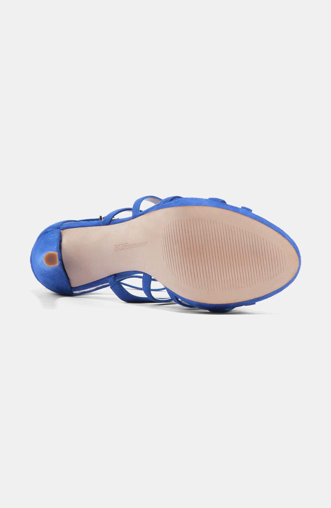 Alternate Image 4  - BCBGeneration 'Montie' Sandal