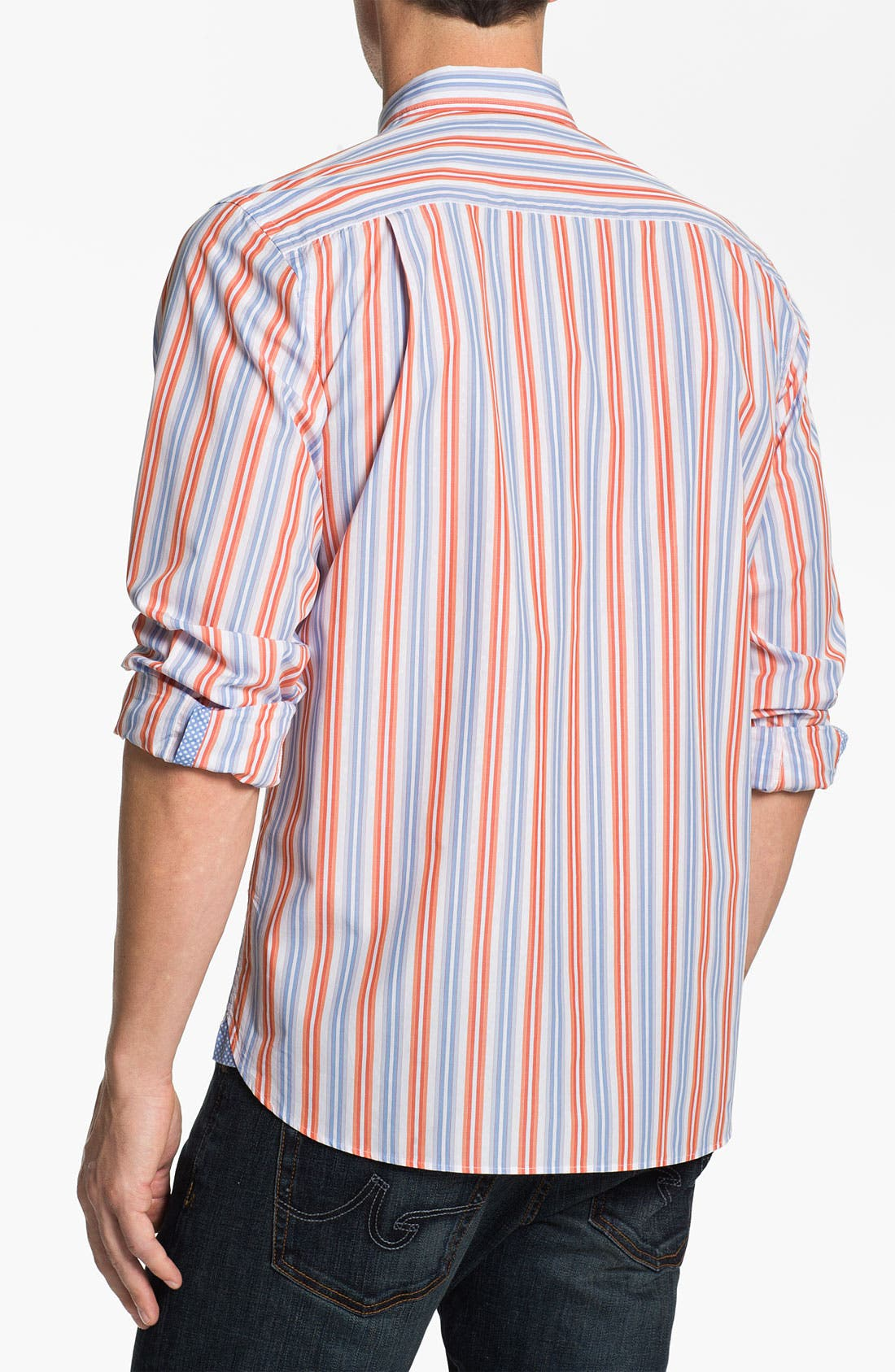 Alternate Image 2  - Façonnable Club Fit Sport Shirt