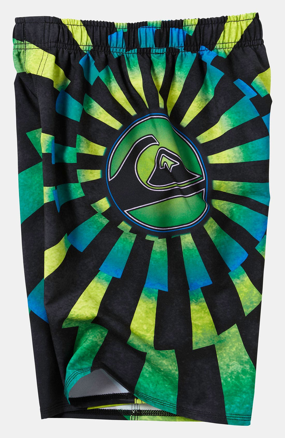 Alternate Image 2  - Quiksilver 'What Not' Volley Swim Shorts (Big Boys)