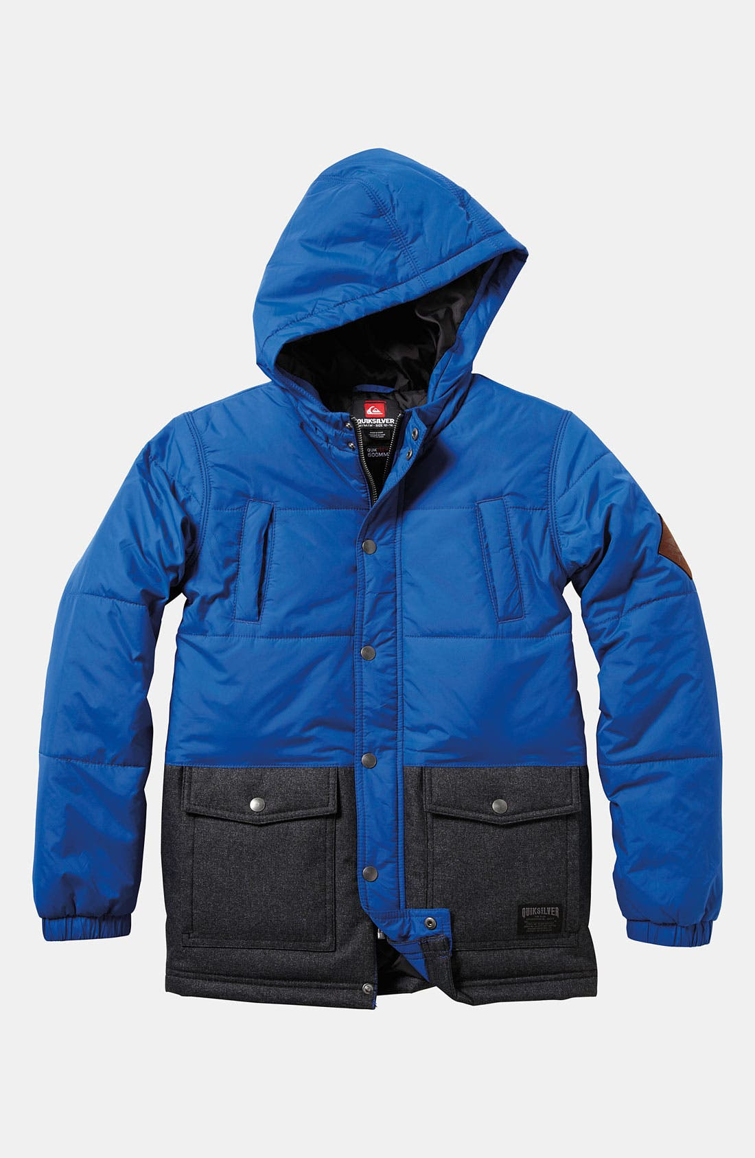 Alternate Image 1 Selected - Quiksilver 'Side Swipe' Jacket (Big Boys)