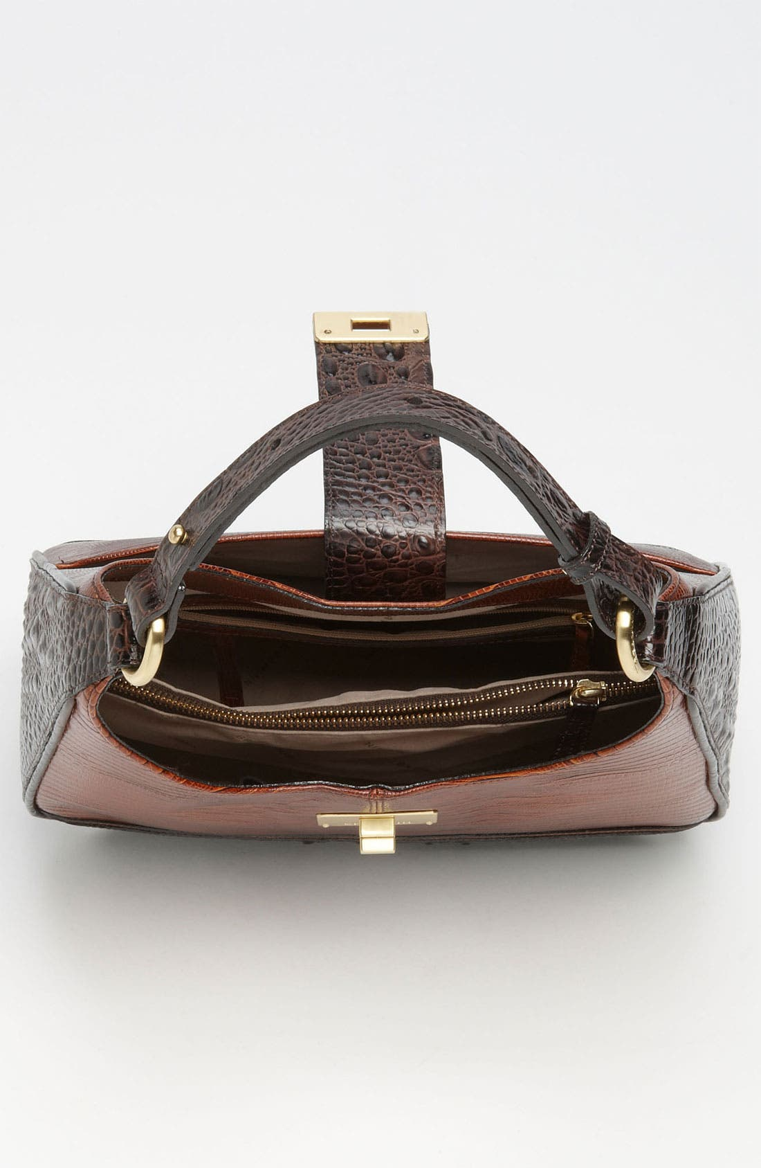 Alternate Image 3  - Brahmin 'Tri-Texture Quinn' Shoulder Bag