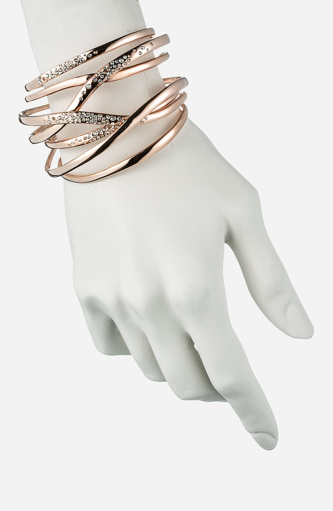 Alternate Image 3  - Alexis Bittar 'Miss Havisham' Large Layered Cuff