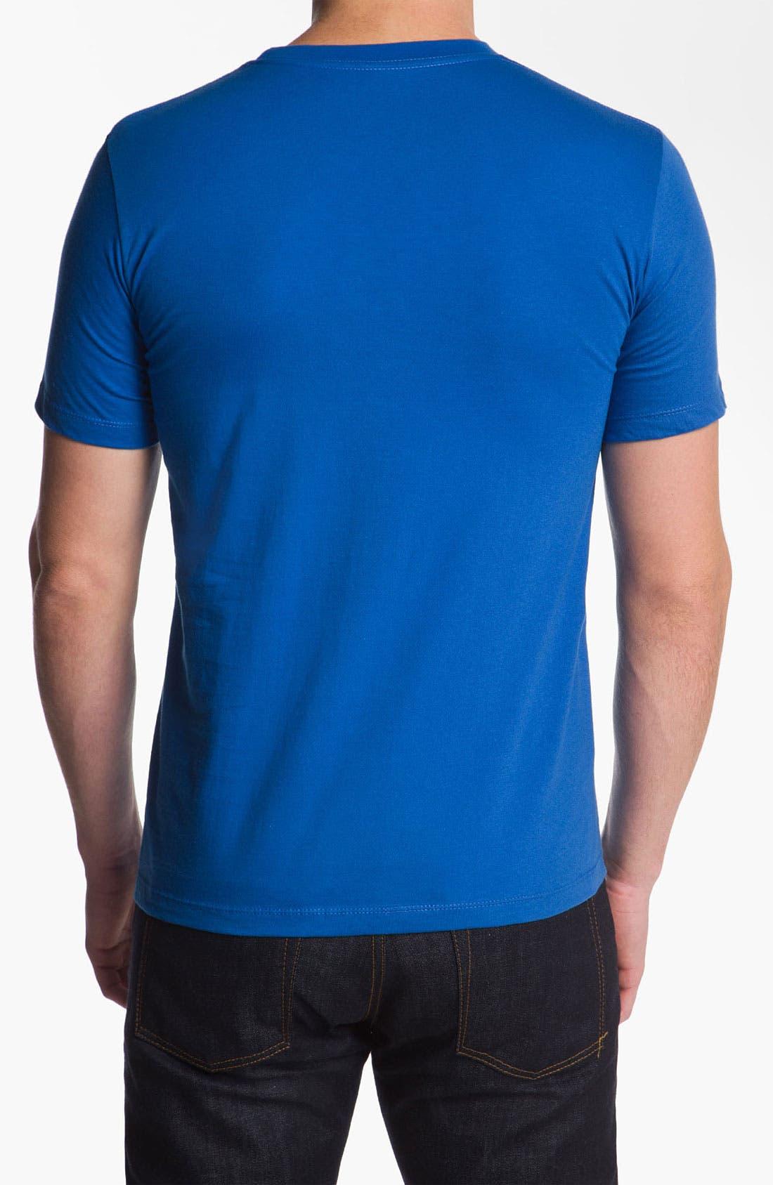 Alternate Image 2  - Topless 'Charlie Kick Flip' T-Shirt