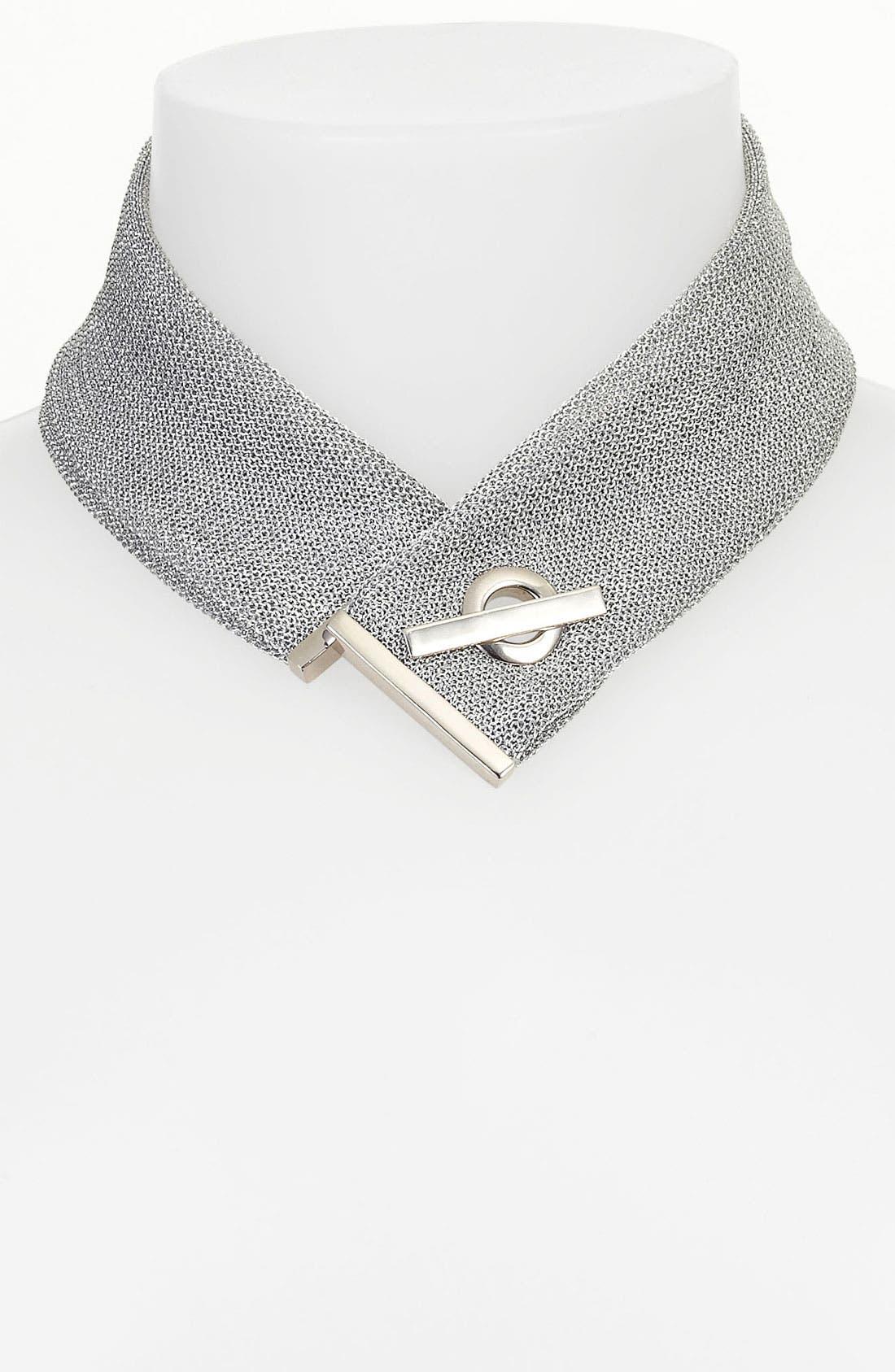 Alternate Image 1 Selected - Adami & Martucci 'Mesh' Collar Necklace (Nordstrom Exclusive)
