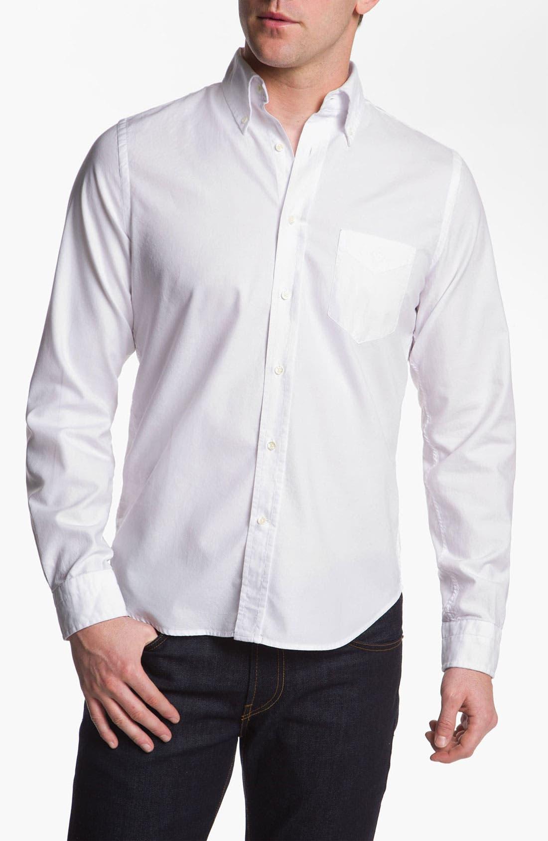 Main Image - Gant Rugger Oxford Shirt
