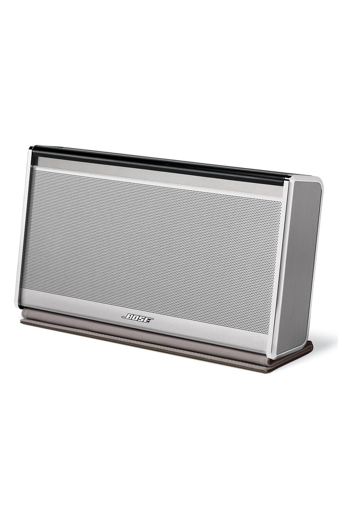Alternate Image 5  - Bose® SoundLink® Bluetooth® Mobile Speaker II – Leather Edition