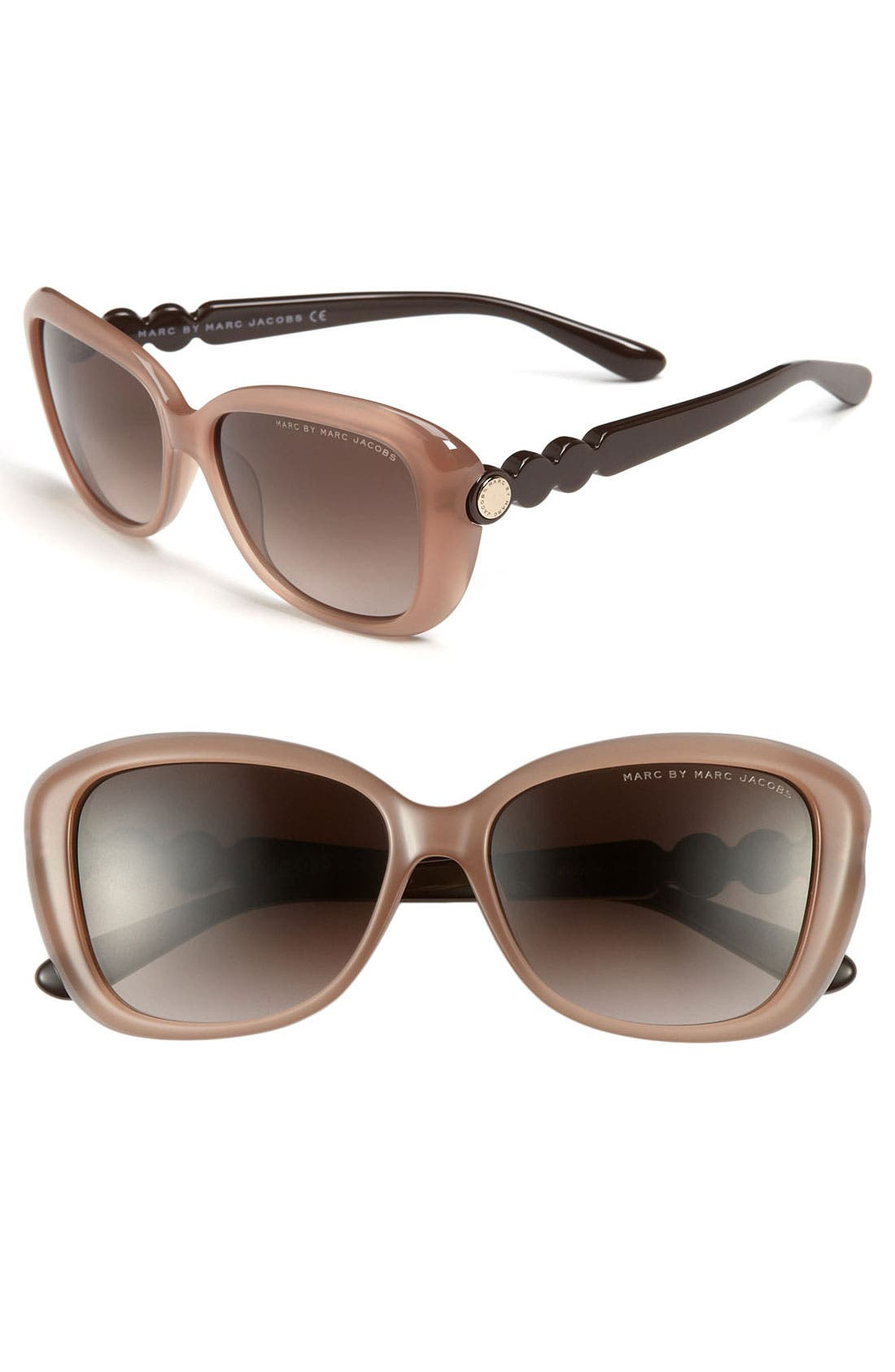 Main Image - MARC BY MARC JACOBS 54mm Sunglasses
