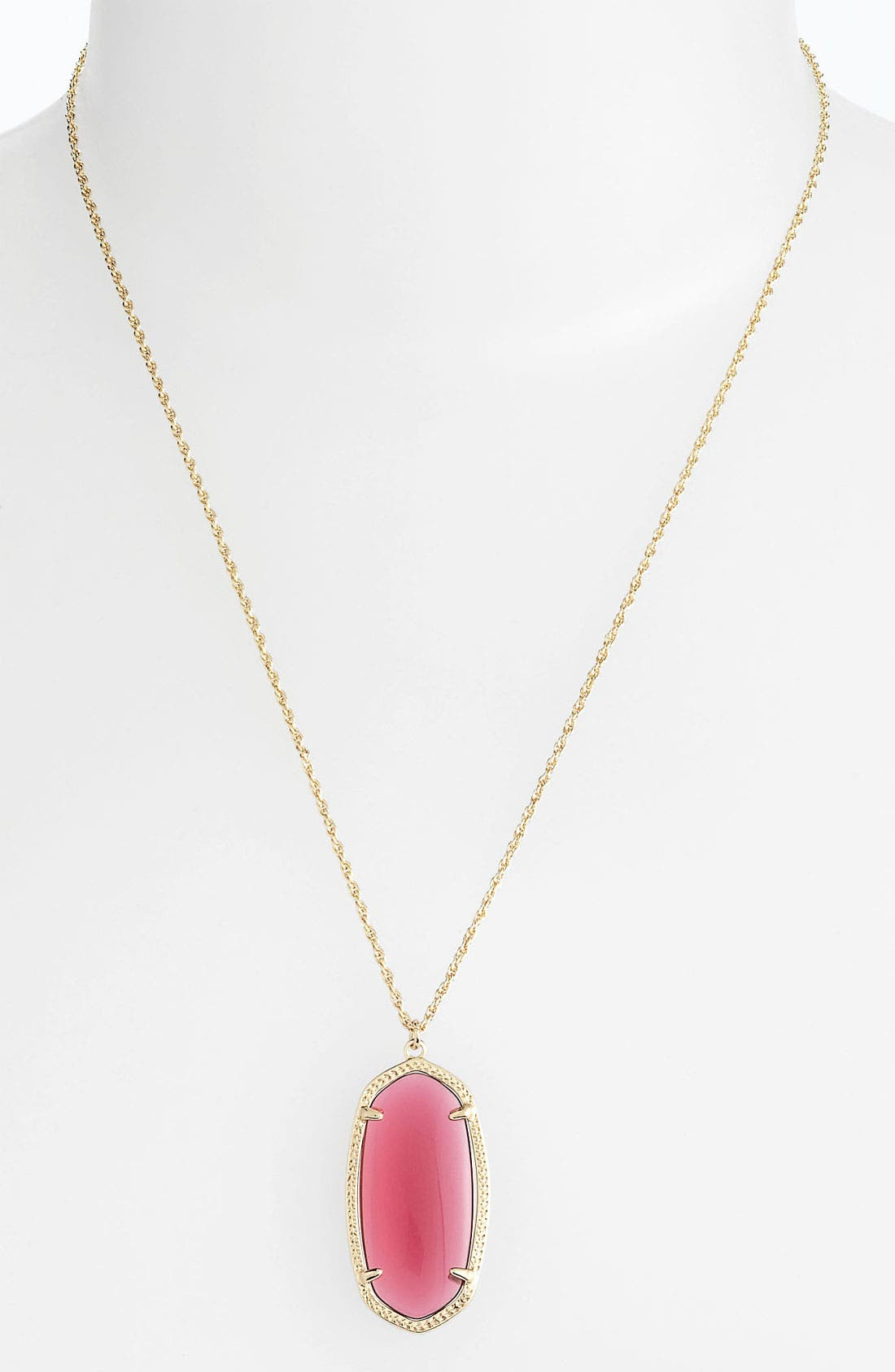 Alternate Image 1 Selected - Kendra Scott 'Elise' Pendant Necklace (Nordstrom Exclusive)