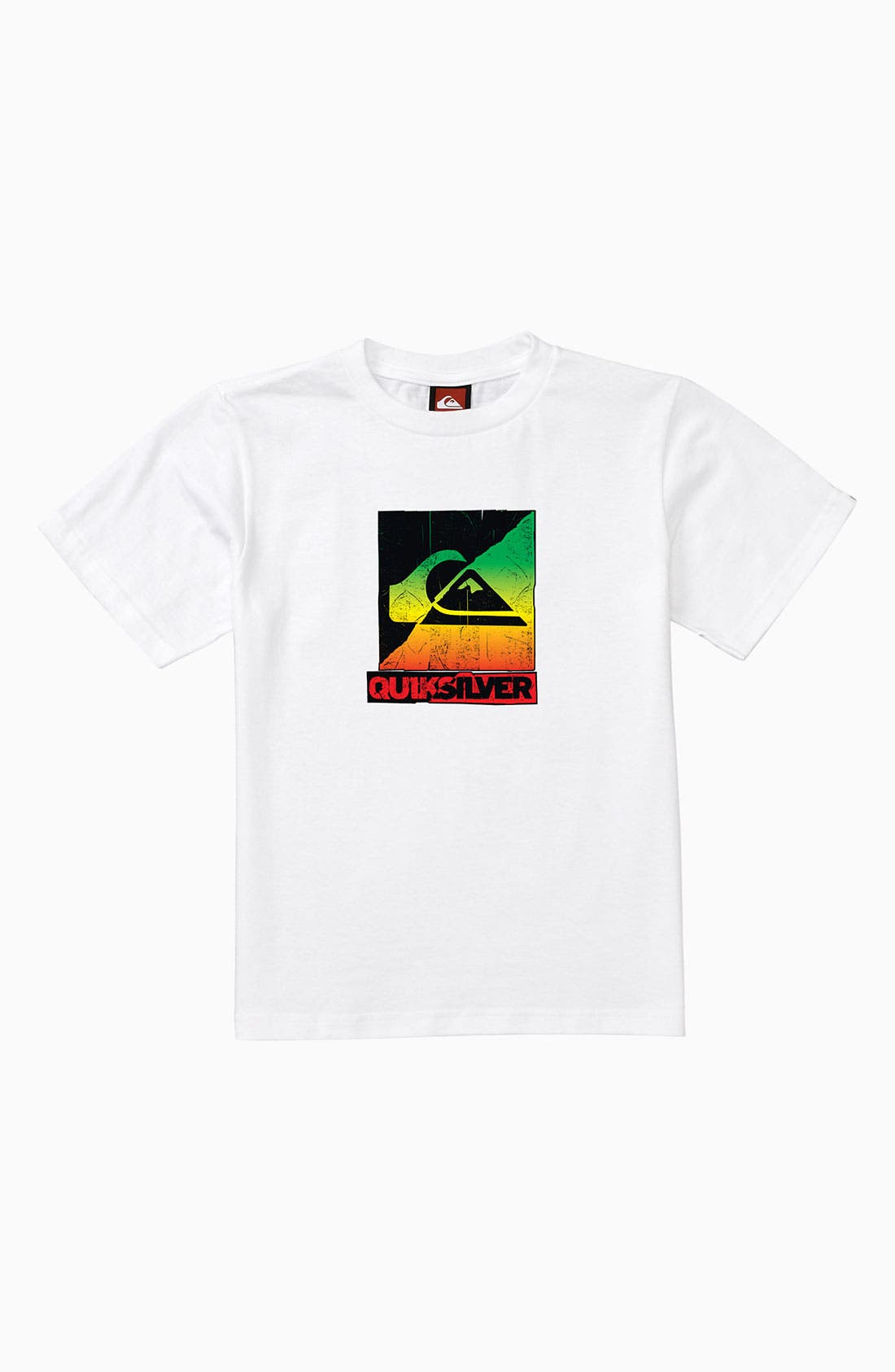 Alternate Image 1 Selected - Quiksilver 'Sunny Side Up' T-Shirt (Big Boys)