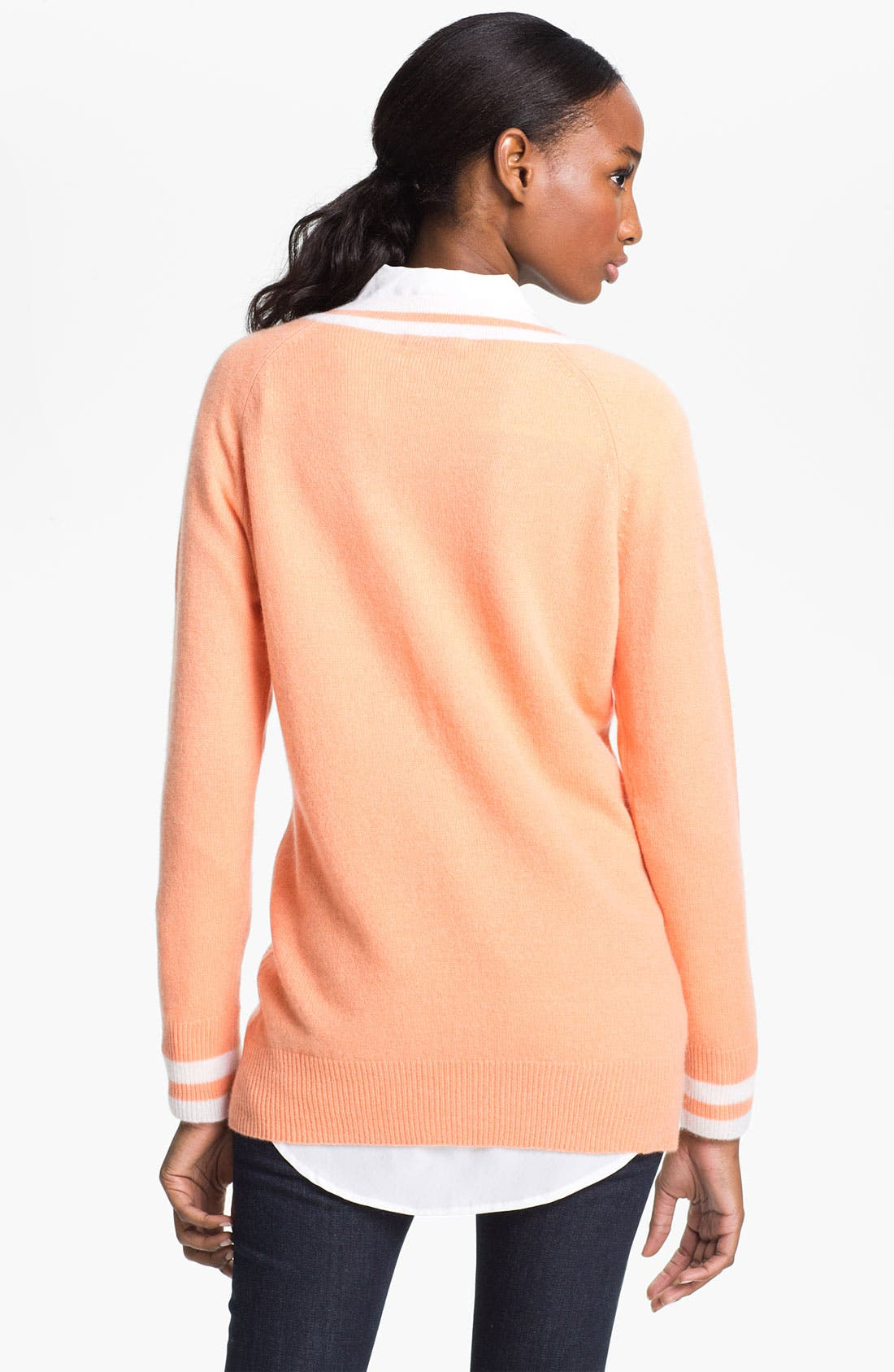 Alternate Image 2  - Equipment 'Asher' Cashmere Sweater