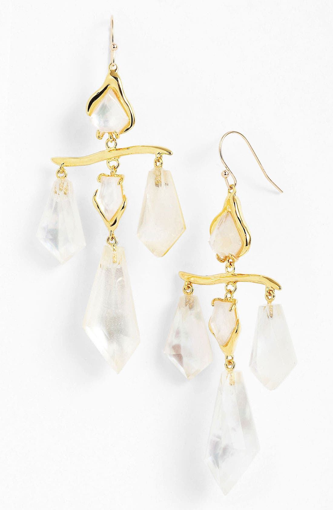 Alternate Image 1 Selected - Alexis Bittar 'Miss Havisham - Bel Air' Chandelier Earrings