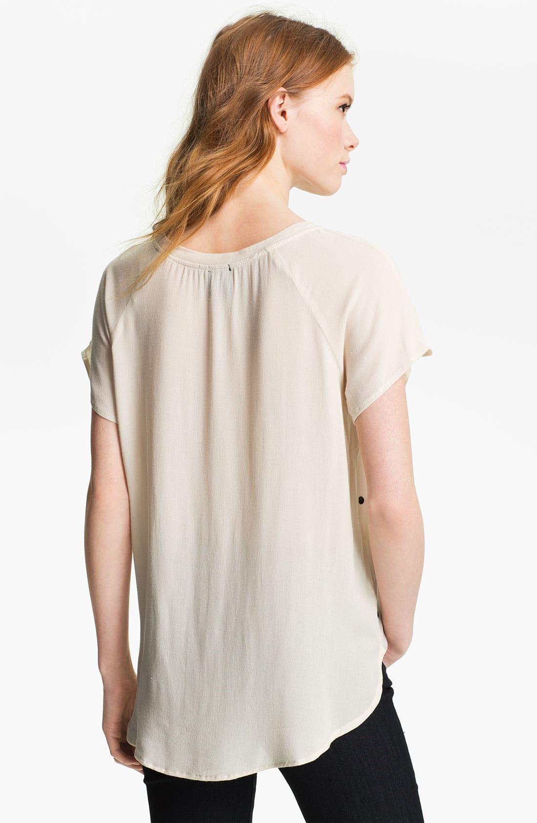 Alternate Image 2  - Ella Moss 'Cadet' Embellished Top