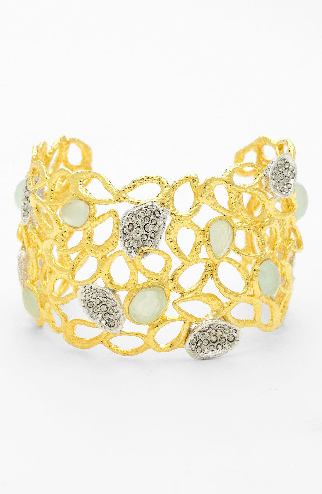 Alternate Image 1 Selected - Alexis Bittar 'Elements - Siyabona' Wide Petal Cuff