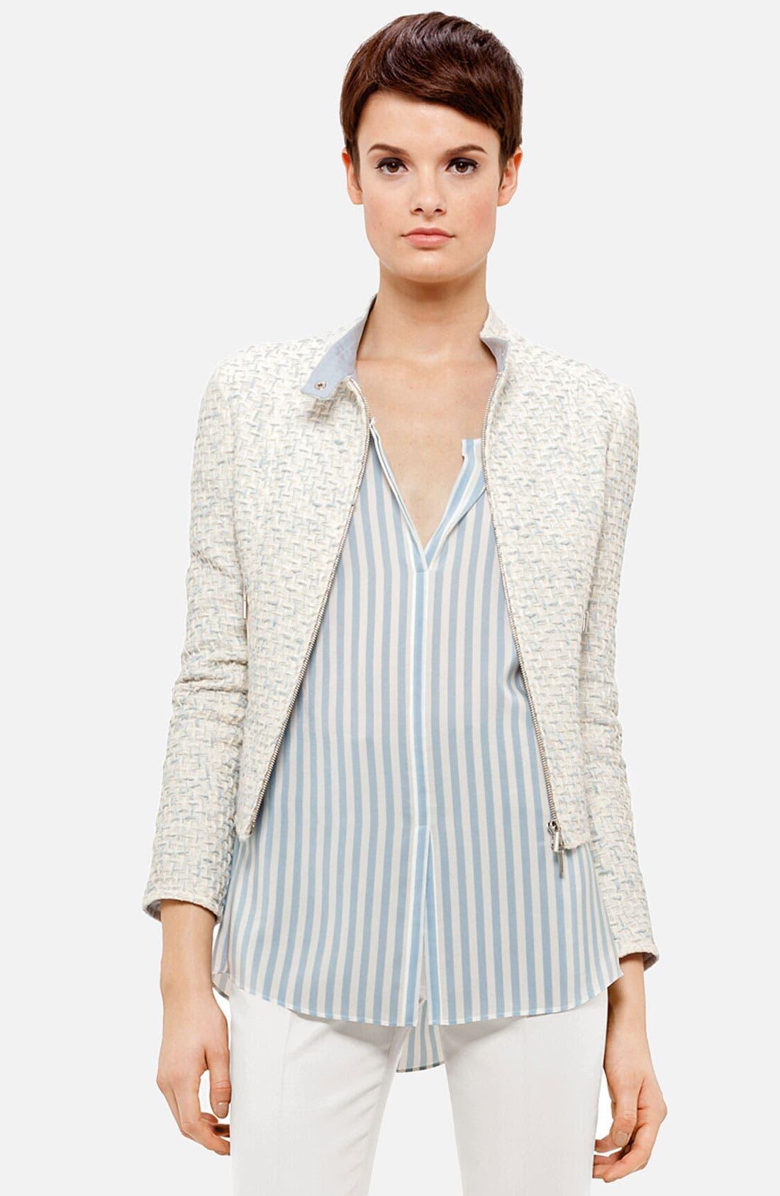 Alternate Image 1 Selected - Akris punto Tweed Jacket