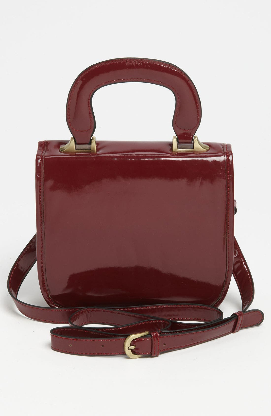 Alternate Image 2  - Darling 'Whitney' Top Handle Crossbody Satchel