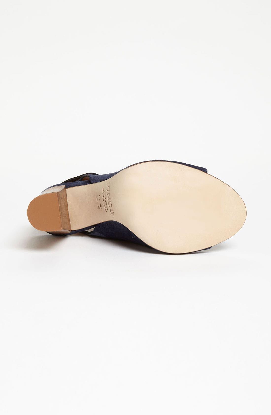 Alternate Image 4  - Vince 'Astrid' Sandal (Online Only)
