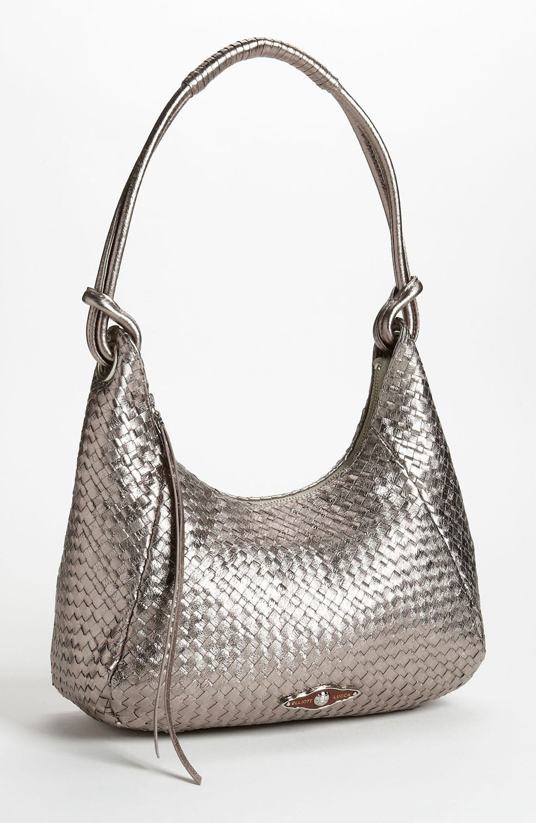 Alternate Image 1 Selected - Elliott Lucca 'Small' Leather Hobo