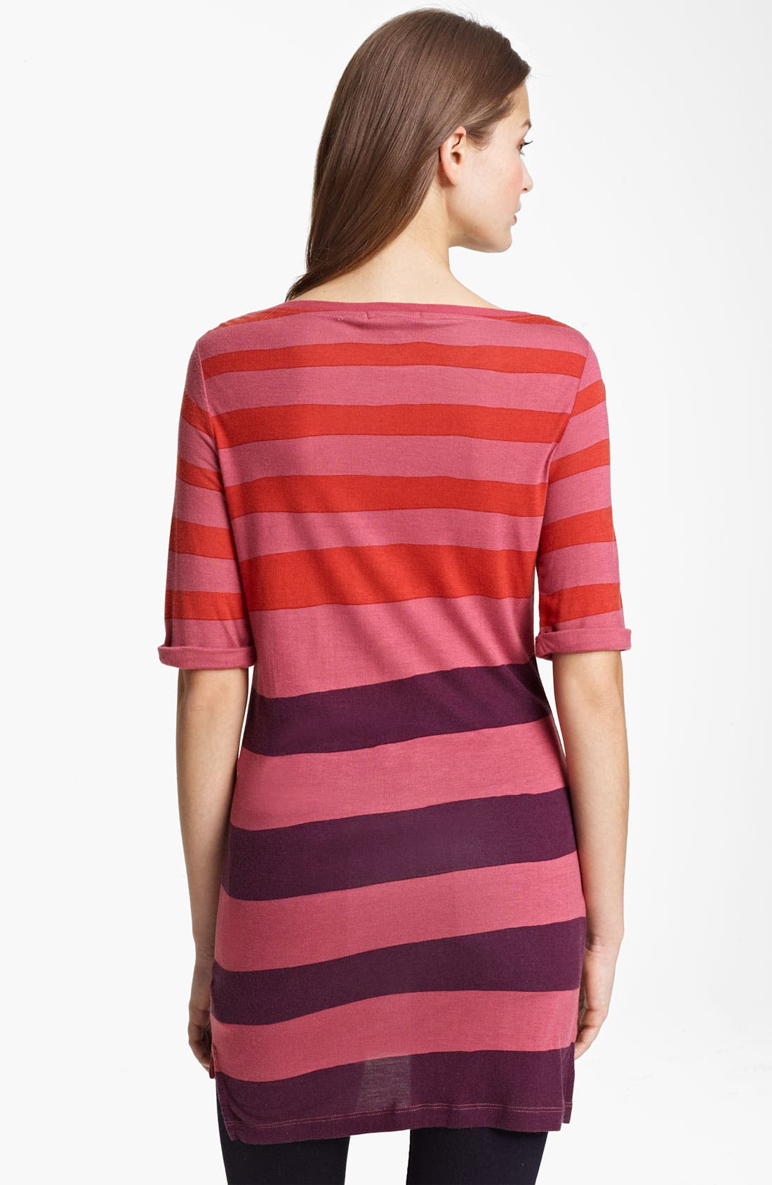 Alternate Image 2  - Burberry Brit Stripe Top (Online Exclusive)