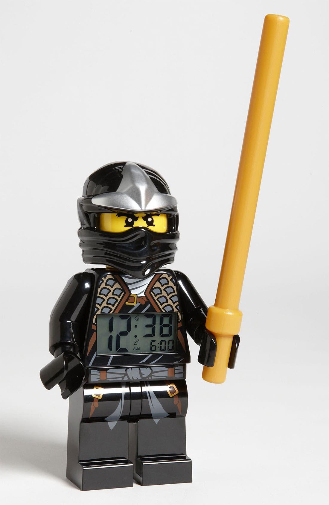 Main Image - LEGO® 'Ninjago' Alarm Clock
