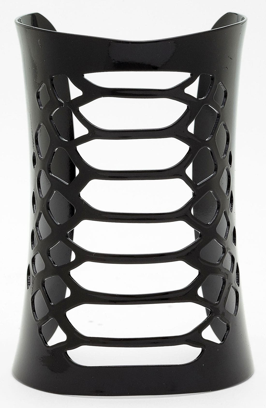 Alternate Image 1 Selected - Cara Accessories 'Python' Cuff