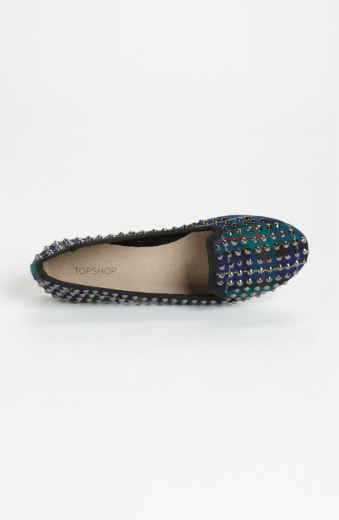 Alternate Image 3  - Topshop 'Maveriq' Flat